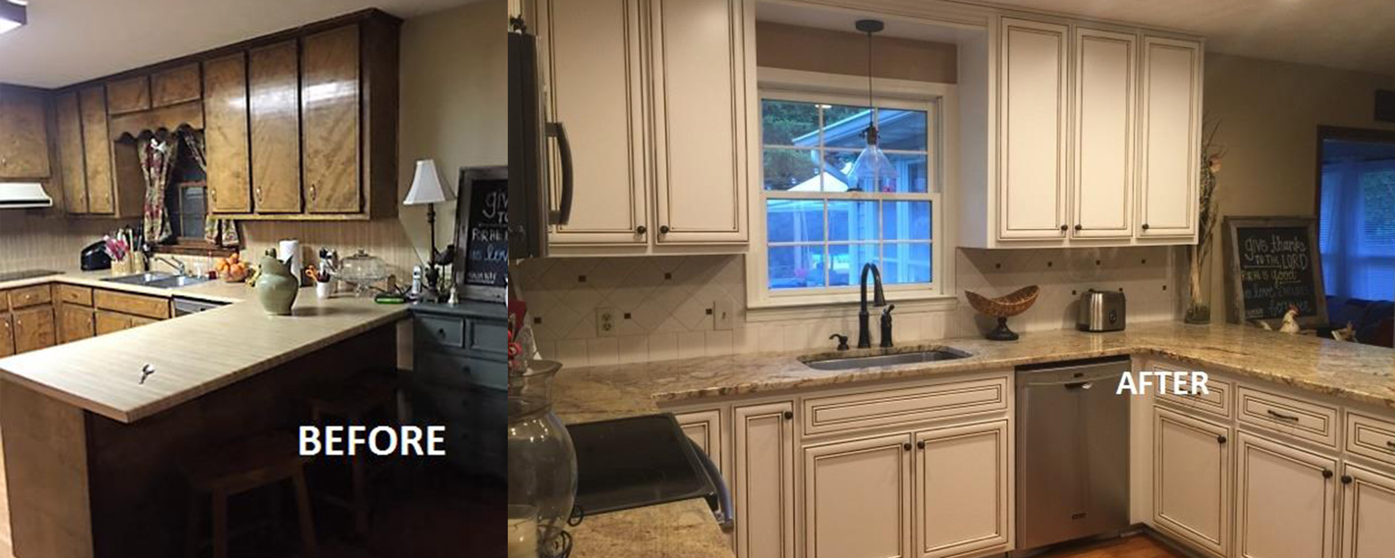 Cabinet refacing in atlanta custom cabinet contractor in ga for Atlanta kitchen cabinets