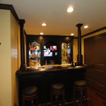 Atlanta Custom Bar Cabinets