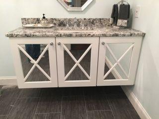 Bar, Bathroom And Kitchen Custom Cabinets In Cumming, GA