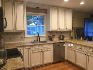 refacing kitchen cabinets yourself cabinet refacing in atlanta custom cabinet contractor in ga 4643